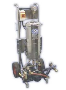 Hydraulic and Lube Oil Filtration System - Model 100