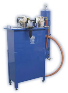 Photo of an Machine Tool Coolant Coalescers & Recycling System Unit.