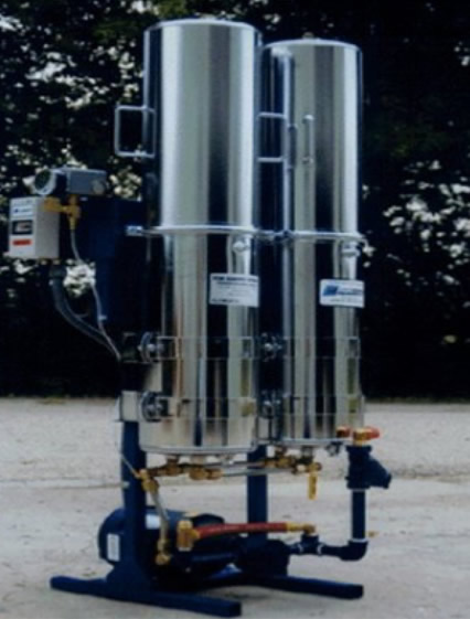 Quench Oil Filtration System