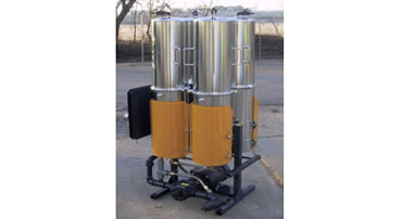 Quench Oil Filtration Systems